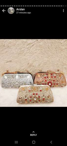 Imported Ladies  Purse in Wholesale Rate