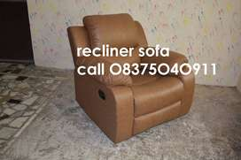 Tan colour , black and brown colour , all colour recliners available.