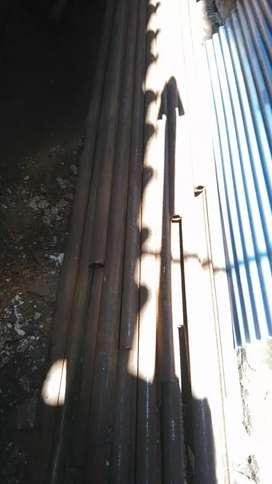 Pipa 38 x 22 ml simless panjang 3 meteran