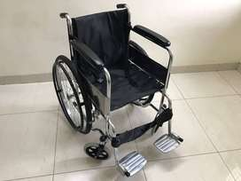 Foldable Wheelchair - Rs.4999