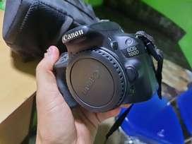 Kamera Canon 100D BO Mantap