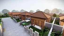 Rumah Etnik Premium di Klaten