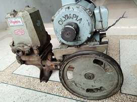 Olympia Donkey Pump With Olympia Motor