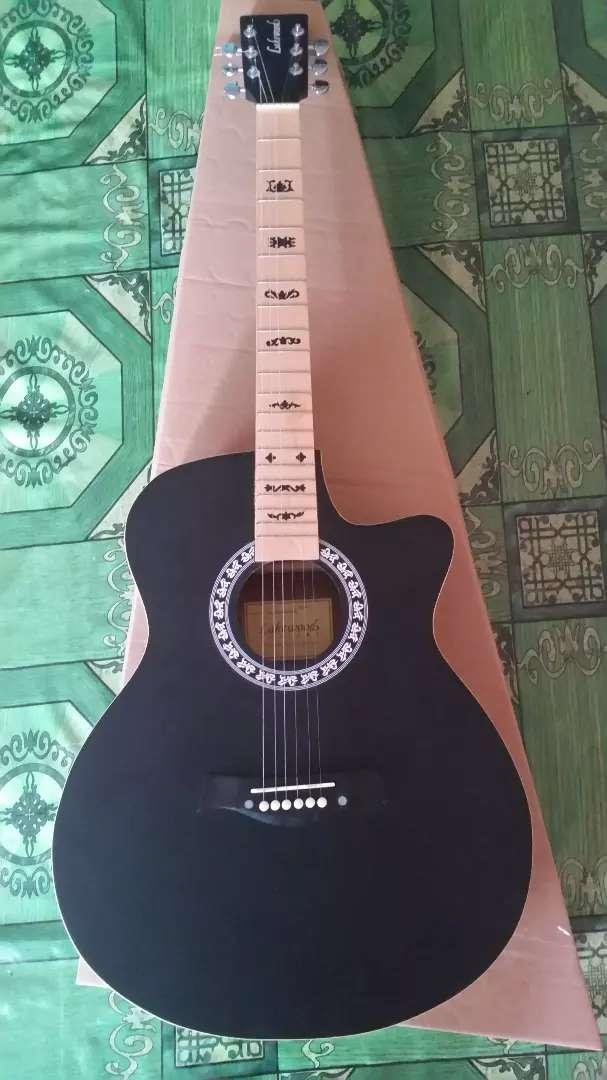 Gitar akustik lakewood freet maple 0