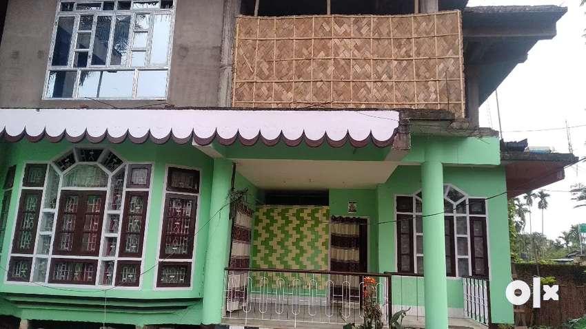 2 floors building selling at Nagaon district 0