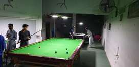 Running Snooker club for sale in Malir