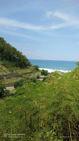 Tanah murah di obyek wisata pantai