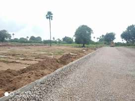 Reddy to construct villas plots for sale at near kollur