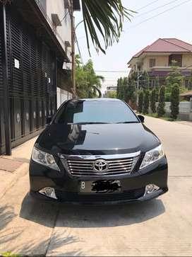 DIJUAL Camry 2012 2.5V Low Km Pemilik Langsung