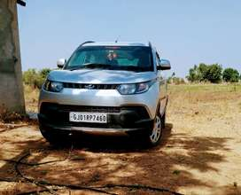 Mahindra KUV 100 2016 Diesel 53200 Km Driven