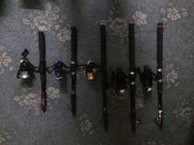 We Have fishing gear for all types of fishing trips