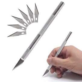 Pisau cutting pisau ukir pisau hobby