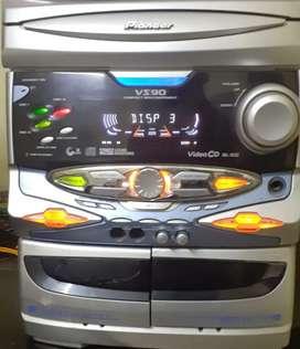 Poineer radio