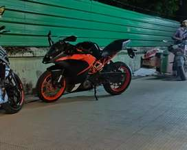 Rc390 in Brand new condition