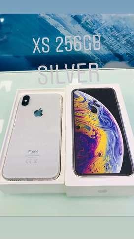 Iphone xs64gb silver