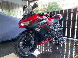Jual Ninja 250 2019 ABS SE MDP Keyless