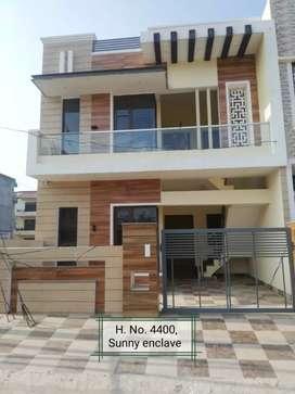 3bhk kothi for sale in sunny enclave.