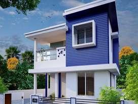 3 BHK LUXURY SAMRUDHI HOMES FOR SALE AT PALAKKAD