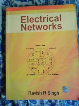 Electrical Networks by Ravish singh and DMRC for Junior Engineer post