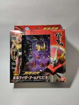 SHS Kamen Rider Hibiki Armored (ORIGINAL BANDAI)