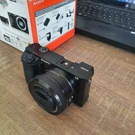 Kamara Vlog Sony a6000