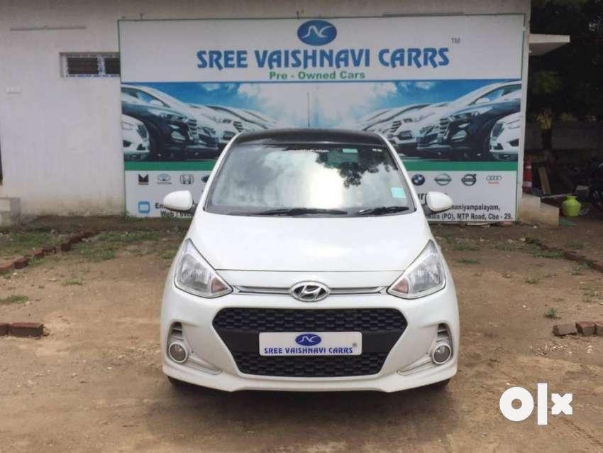 Hyundai Grand I 10, 2017, Diesel 0