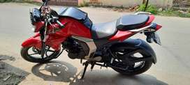 YAMAHA FZ 2.0-2015 model  BIKE FOR SALE WELL MAINTAINED WITH 25000KMS