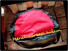 Tas helm anti air, untuk helm kesayangan (Bisa untuk semua jenis helm)