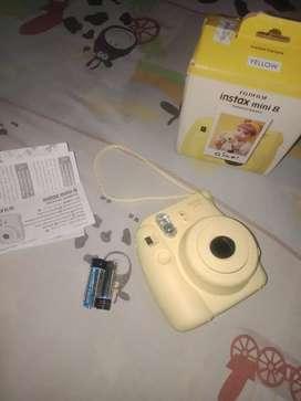 Kamera InstaxFujifilm polaroid 8.0 mini fullshet