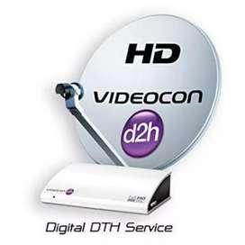 VIDEOCON DTH HD
