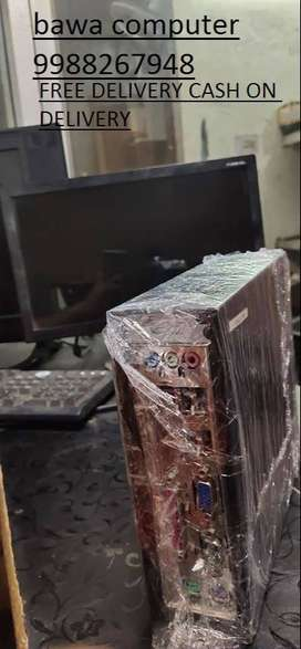used branded computers intel orignail free delivery cash on delivery