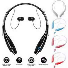 neckband wireless headphone