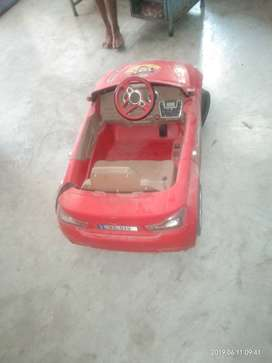 Car baby battery