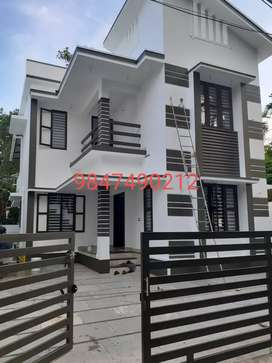 Vellimadukunnu 4.60.cent 1650 sqft 3 bhk new house