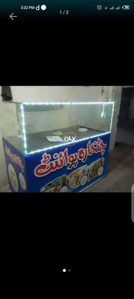 Counter urgent sale stainless steel