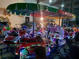 odong odong mobil bbc kereta panggung aki besar DCN