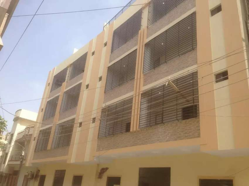 Leased 120 sqyards portion for sale in Nazimabad#3 near baqai hospital 0