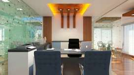 Nice Looking Furnished Commercial Building Office For Rent  Chembur