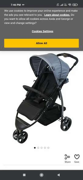 Baby stroller redkite foreign company and product.