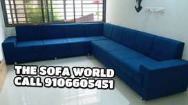 Iconic collection premium L shape sofa, direct from factory