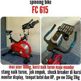 SS grosir alat fitnes # Spaning bike FC 615
