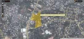 TANAH ±25.000m2 UNTUK MALL - HOTEL - GUDANG DI PULAU BAAI BENGKULU