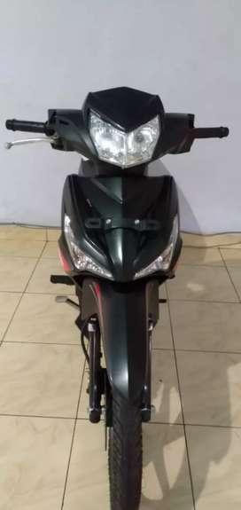 Honda Supra X 125 tahun 2019 (Raharja Motor Larantuka)