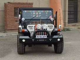 Mahindra Jeep modified all India Transport delivery available