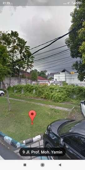 Tanah Premium Langka Di Raya Moh Yamin Renon # Cok Tresna Raya Puputan
