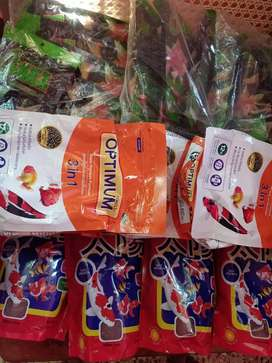 Gold fish feed with all over Chennai delivery