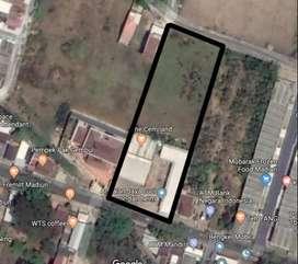 Dijual Tanah Murah Lokasi Bagus Kota Madiun