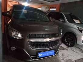 [OLX Autos] Chevrolet Spin 1.2 LT Bensin M/T 2013 Abu #Moarr Motor