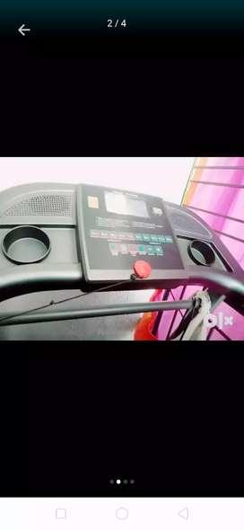 Cosco electronic automatic treadmill