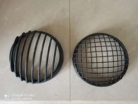 Royal enfield bullet hed light grill 400rs per grill